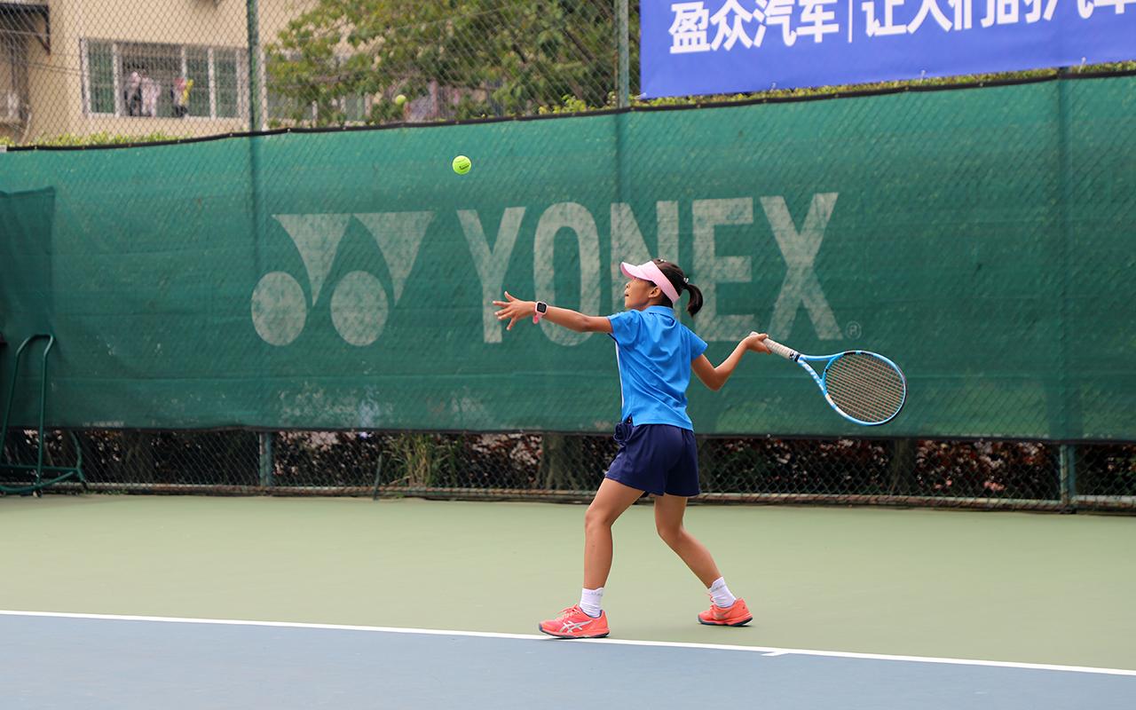 竞博电竞app下载杯青少年网球赛